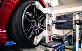 Tire Alignment image